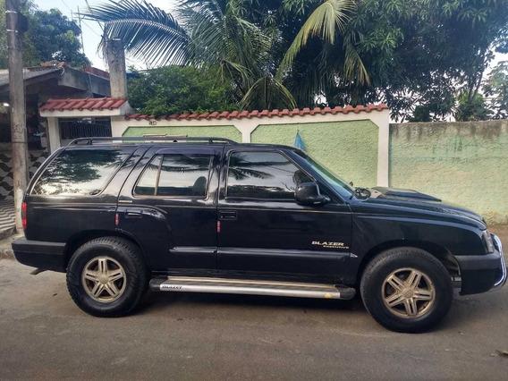 Chevrolet Blazer Executive Automática 4.3 V6 Série Ouro