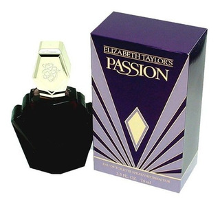 Perfume Passion By E. Taylor 75ml Dama (100% Original)