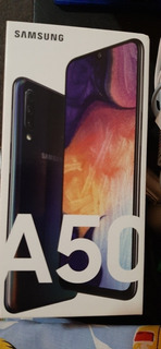 Samsung A50 128 Gb Libre Caja Permuto X Moto Esc Of Cel Y Di