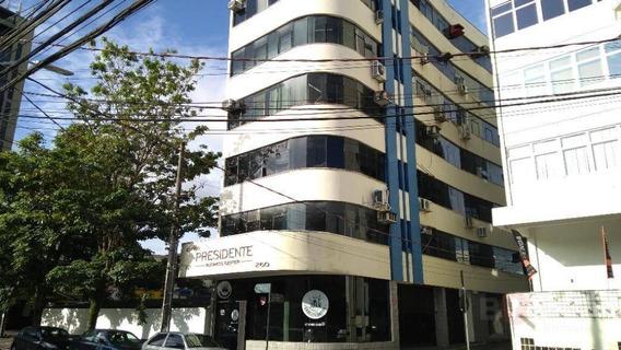 Sala À Venda, 200 M² Por R$ 600.000,00 - Centro (blumenau) - Blumenau/sc - Sa0043