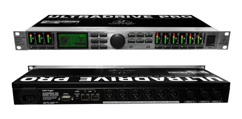Imagen 1 de 6 de Procesador Digital Behringer Dcx2496 Para Sonido