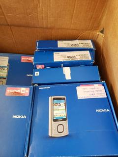 Celular Nokia 6700 (desbloqueado)