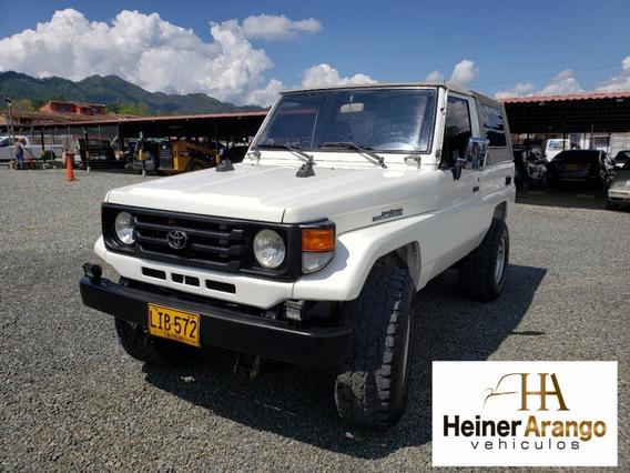 Toyota Fj 73 Lm