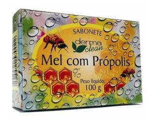 Sabonete De Mel E Própolis - 100g - Dermaclean
