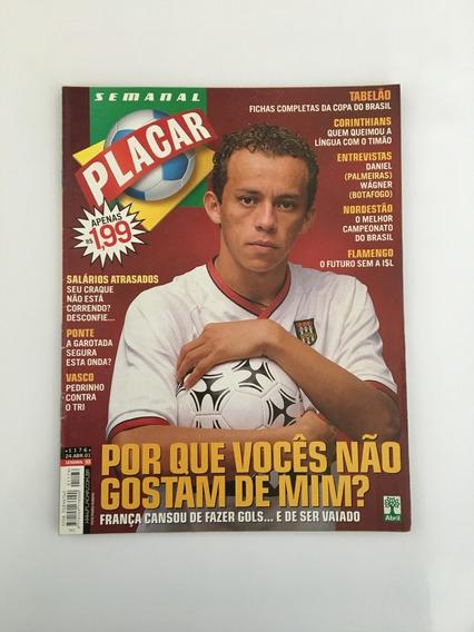 Placar 1176 São Paulo Corinthians Cruzeiro Inter Abril 2001