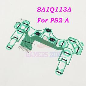 Pelicula Condutiva Para Controle Ps2 Play2 Serie A Sa1q113a