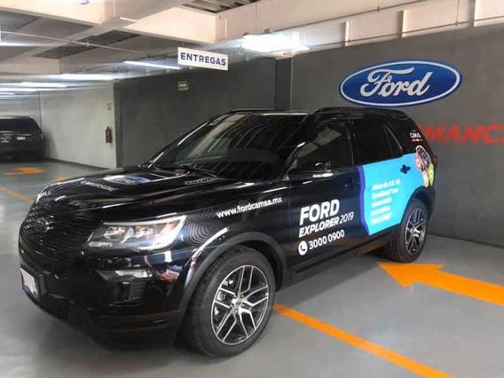 Ford Explorer 5p Sport V6/3.5 Aut
