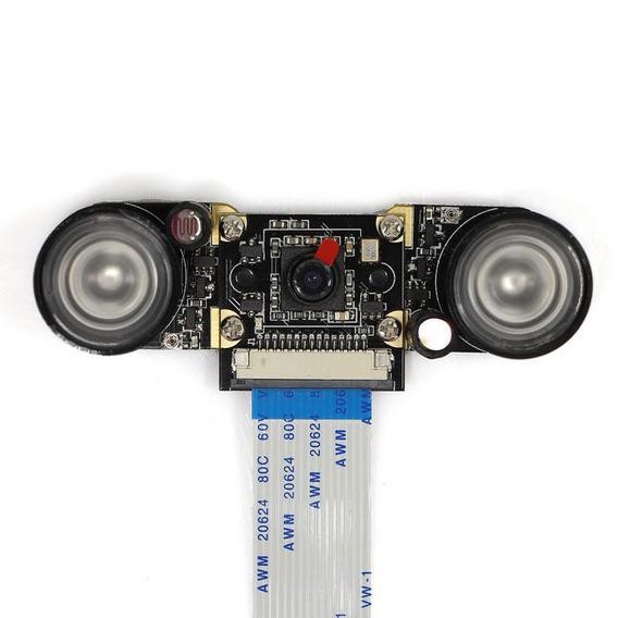 Camara Raspberry Pi Noir Ov5647 Vision Noctuna 1080p 5mpx