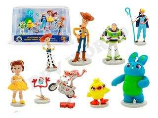 Toy Story 4 Figuras Disney Originales Coleccion 9 Piezas