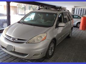 Toyota Sienna Limited Aut V6 Q/c Piel Dvd Mod 2008 *** Remat