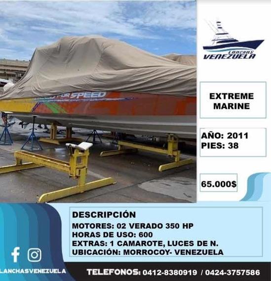 Lancha Extreme Marine Lv59