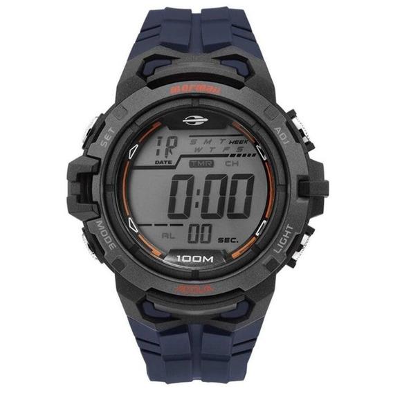 Relógio Mormaii Wave Masculino Digital Mo1147a/8a Com Nf-e