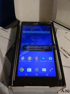 Sony T2 Ultra Original Na Caixa - Trocar Display E Bateria