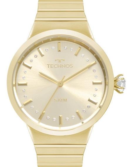Relógio Technos Feminino Elegance Crystal Nota 2036mjt/4x