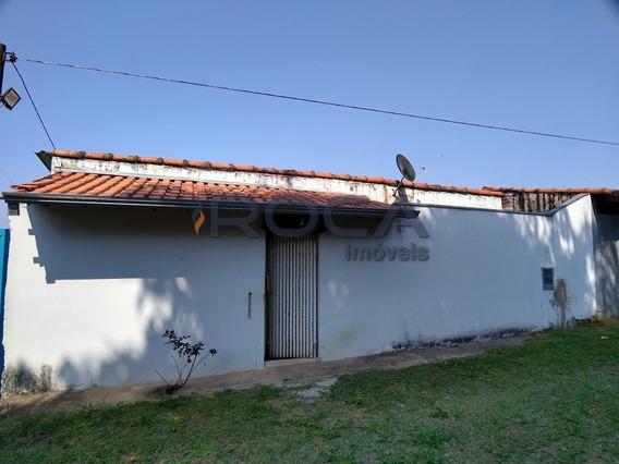 Casa - 1 Quarto - Broa - 21986