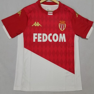 Camisa Monaco 2019/20 - Frete Grátis