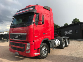 Volvo Fh460 6x4 Bug Leve 2013