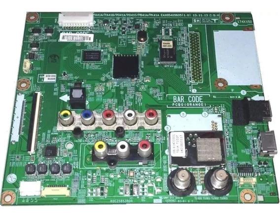 Placa Principal Lg 60pb6500 Nova E Original!