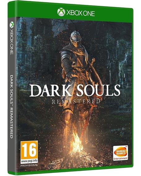 Dark Souls Remastered Xbox One Disco Fisico Novo Português