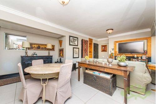 Imagem 1 de 20 de Cobertura Com 4 Dormitórios À Venda, 257 M² Por R$ 1.380.000 - Bigorrilho - Curitiba/pr - Co0056