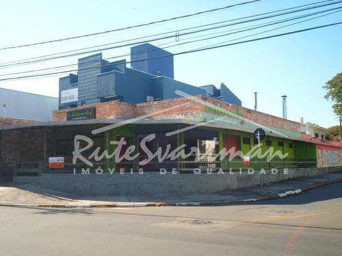 Imagem 1 de 30 de Salão Para Alugar, 420 M² Por R$ 6.000,00/mês - Cidade Universitária - Campinas/sp - Sl0007