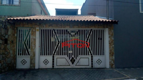 Imagem 1 de 22 de Sobrado Com 3 Dormitórios À Venda, 200 M² Por R$ 650.000,00 - Ermelino Matarazzo - São Paulo/sp - So2259