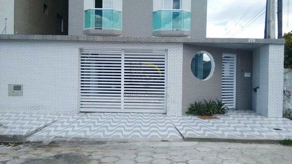 Apartamento Com 2 Dorms, Vila Voturua, São Vicente - R$ 260 Mil, Cod: 204 - V204