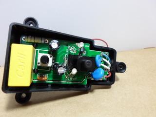 Placa Eletronica De Funções Do Vaporiz H2o Mop- X5 120v