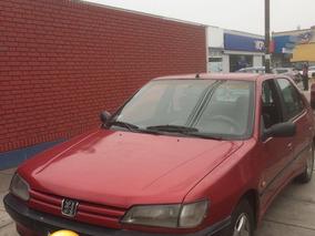 Peugeot 306 Mecanico Rojo