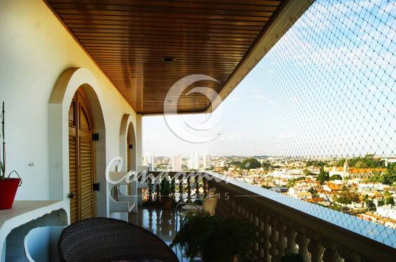 Apartamento À Venda, 4 Quartos, 3 Vagas, Vila Redentora - São José Do Rio Preto/sp - 289
