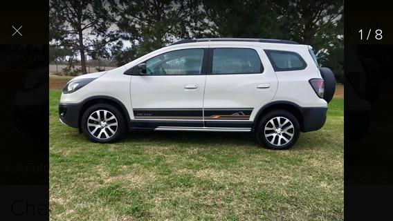 Chevrolet Spin 1.8 Activ Ltz 5as Gnc 5ta Ger