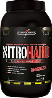 Nitro Hard 907g Baunilha Integralmedica