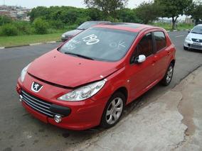 Peças Para Peugeot 307 Teto Lataria Motor Cambio Automatico