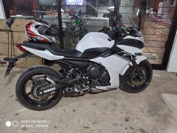 Yamaha Xj6f Diversión
