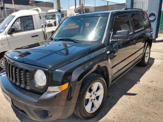 Jeep Patriot 4x4 At 2012 Con 92000 Km, En Perfecto Estado!!!