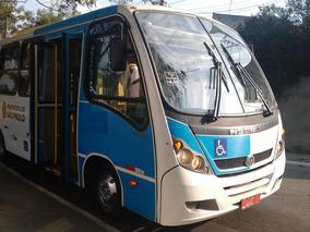 Micro Ônibus Thunder Vw9150 2011 2012 23l 2p Bonito Aurovel
