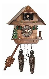 Reloj De Cuco De Cuarzo