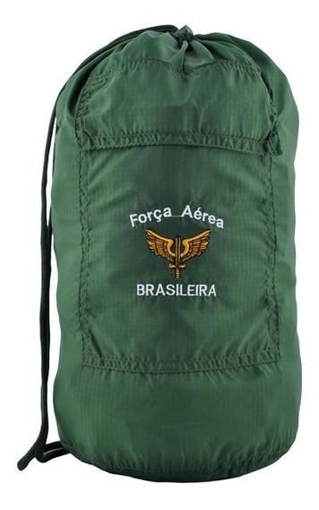 Saco Cairê Fab Força Aérea Brasileira Verde