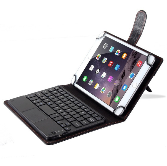 Capa Universal Tablet 10.1 Teclado Mouse Touch Bluetooth