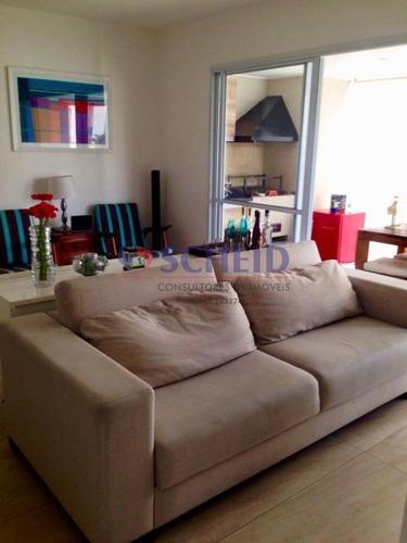 Apartamento Com Dois Dormitórios À Venda, Na Vila Mascote ! - Mc8366