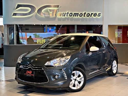 Citroën Ds3 So Chic 1.6n 2015 49.000km Gris