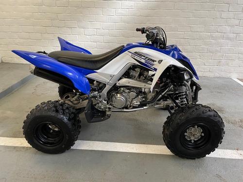 Yamaha Raptor 700 Inmaculado Sin Uso!!!