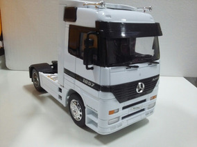 Mercedes Benz 1857 Actros Welly Escala 1:32 Maior Que Arpra