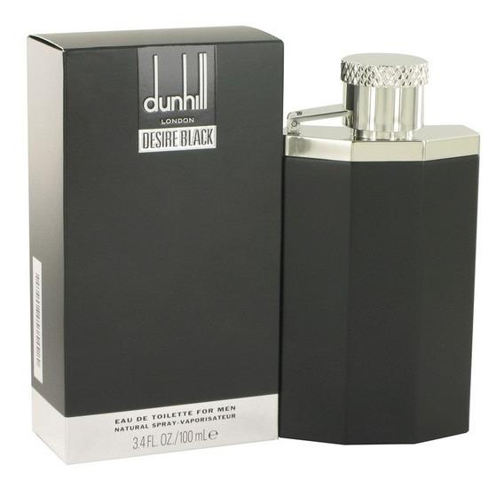 Perfume Dunhill Desire Black Masculino 100ml Edt - Original