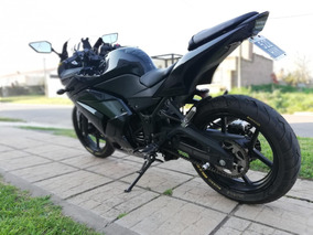 Kawasaki Ninja 250r 2012 (5600 Millas) - Impecable (+regalo)
