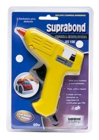 Pistola Encoladora Chica Hx 100 Suprabond Silicona