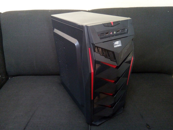 Cpu Core I5 3.1ghz-8gb Ram-hd 500gb-1gb Gtx 550ti-gamer
