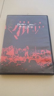 Dvd - Pearl Jam - Touring Band 2000