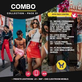 Micheli Fernandes + Livia Brasil + Jade Seba & B. + Flavia..