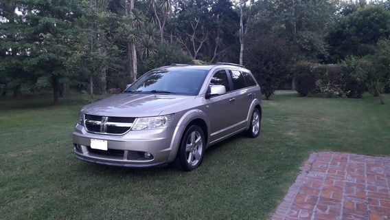 Dodge Journey Rt Suv Impecable 7 Asientos Dvd